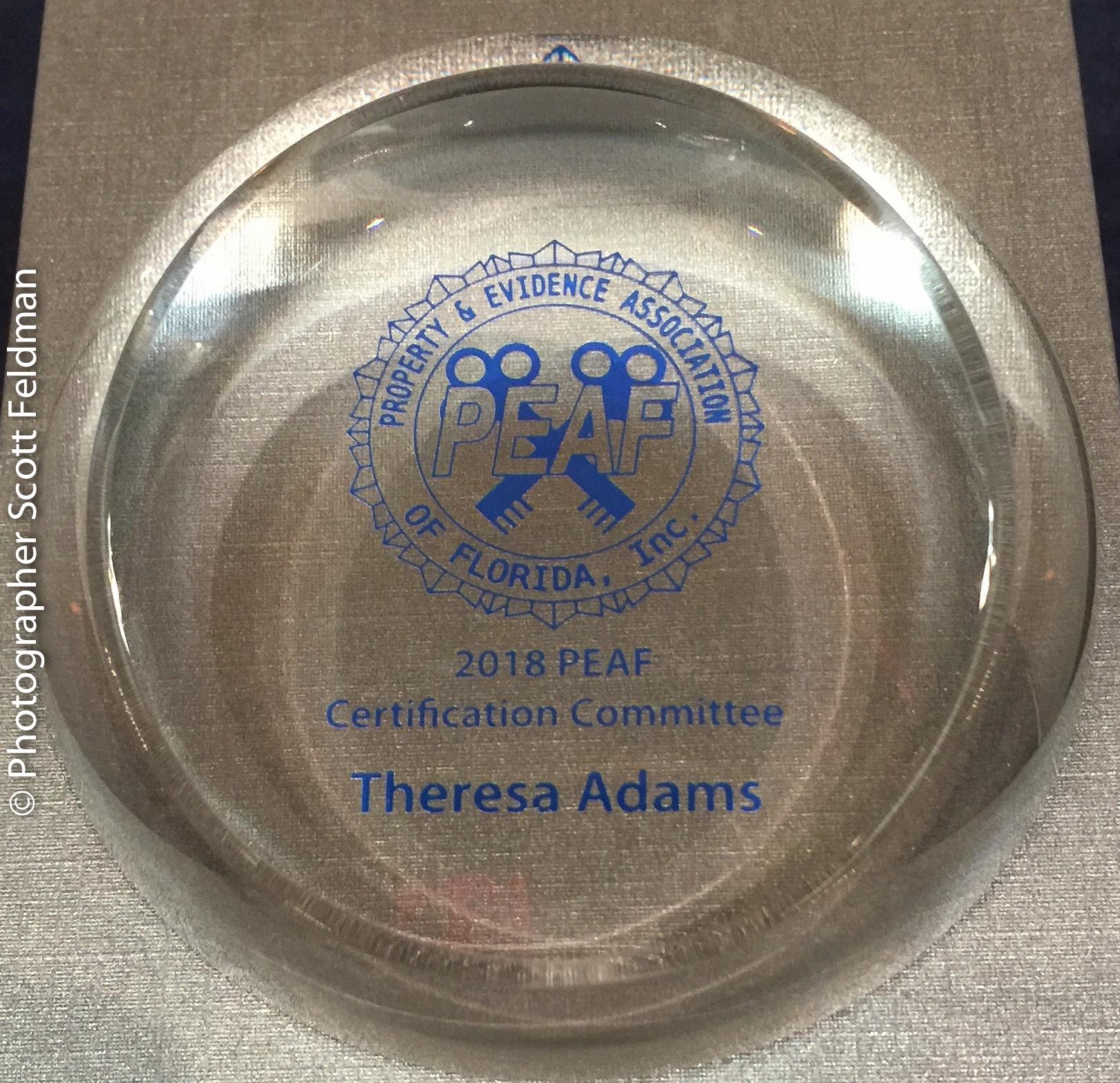certification-committee-award-theresa-adams